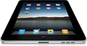 Apple Tablet PNG