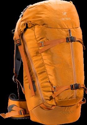Arc'Teryx Miura 50 Backpack PNG