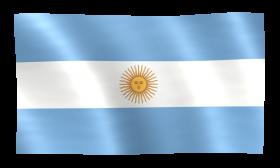 Argentin Flag PNG