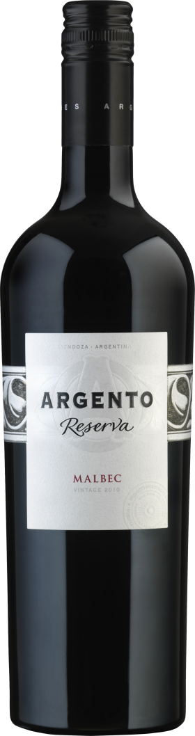 Argento Wine Bottle PNG