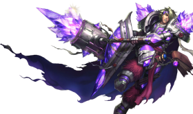 Armor of the fifth Age Taric PNG