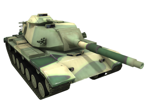 Army Camouflage Tank PNG