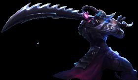 Assassin Master yi New Splashart PNG