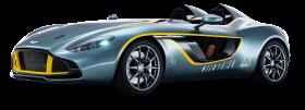 Aston Martin CC100 Speedster Car PNG