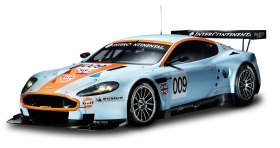 Aston Martin Racing Car PNG