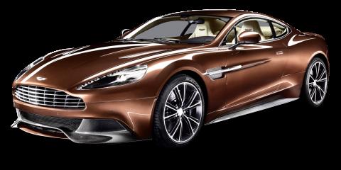 Aston Martin Vanquish Car PNG