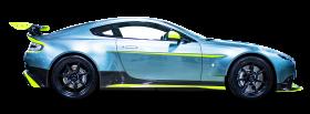 Aston Martin Vantage GT8 Car PNG