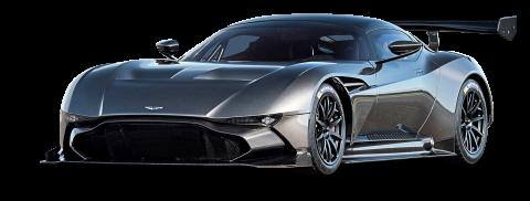 Aston Martin Vulcan Sports Car PNG