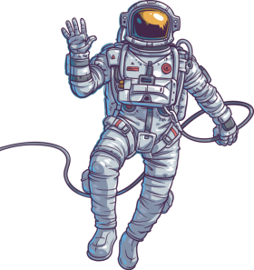 Astronaut PNG