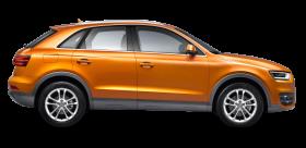 Audi Q3 Car PNG