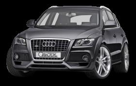 Audi Q5 Caractere Black Car PNG
