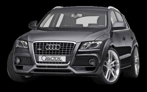 Audi Q5 Caractere Black PNG
