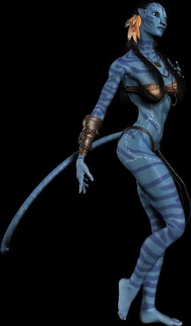 Avatar Neytiri PNG