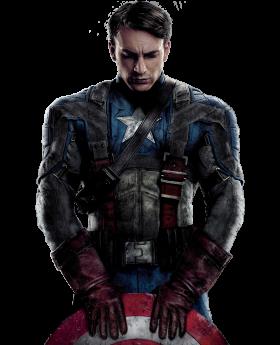 Avengers Captain America PNG