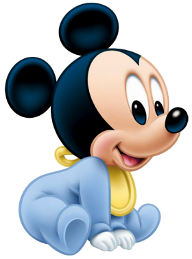 Baby Mickey PNG