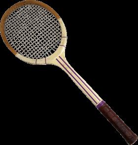 Badminton  Racket PNG