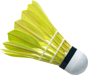 Badminton  Volant PNG