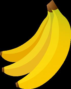 Banana Clipart PNG