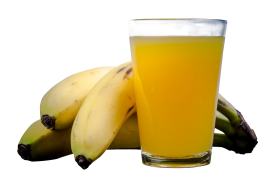 Banana Juice PNG