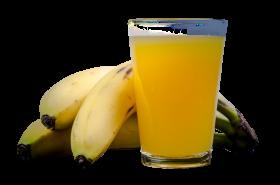 Banana Juice PNG