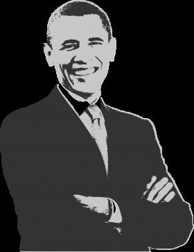 Barack Obama PNG