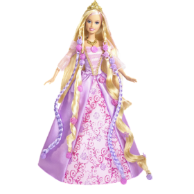 Barbie  Doll PNG