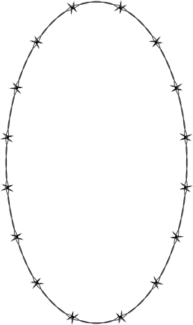 Barbwire PNG
