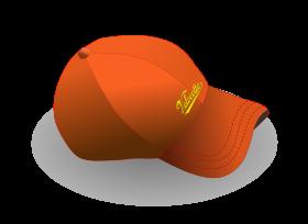 Baseball Cap Art Christmas PNG