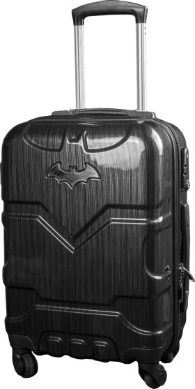 Batman Small Pc Suitcase PNG