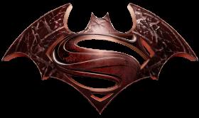 Batman Vs Super Man PNG