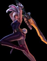 Battle Bunny Riven PNG