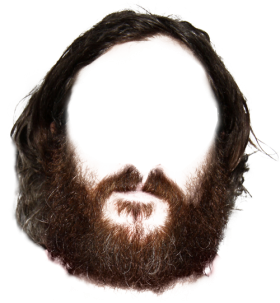 Beard and Moustache PNG