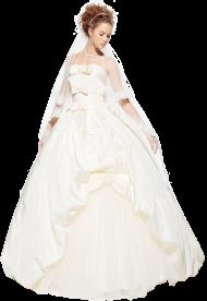 Beatiful Bride PNG