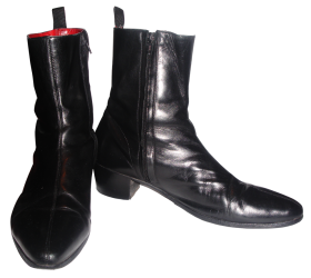 Beatle boots PNG
