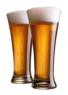 Beer Glasses PNG