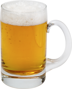 Beer in Mug PNG