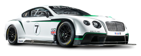 Bentley Continental GT3 R Racing Car PNG