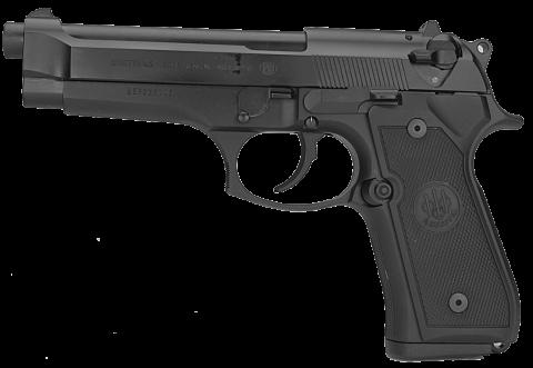 Beretta Handgun PNG