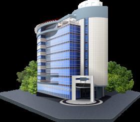 Big Building PNG