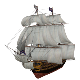 Big Ship PNG