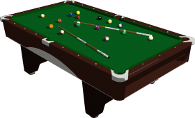 Billiard  Table PNG