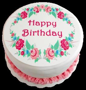 Birthday Cake PNG