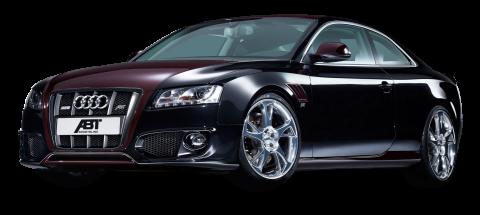 Black Audi Car PNG