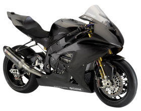 Black BMW S1000RR PNG