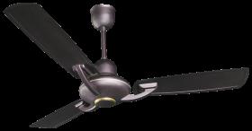 Black Ceiling Fan PNG