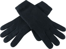Black Gloves PNG