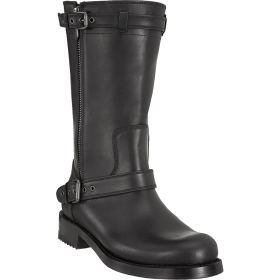 Black High Quality Boot PNG