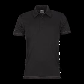 Black Kolar Polo Shirt PNG