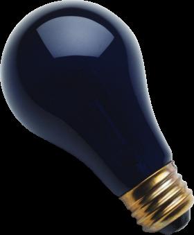 Black Lamp PNG