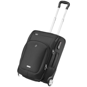 Black Luggage PNG